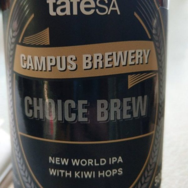Choice Brew IPA Indian Pale Ale