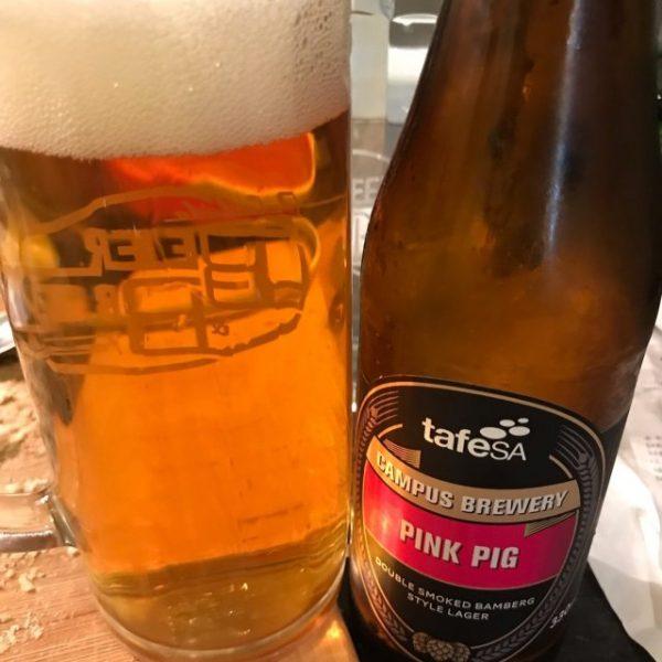 Pink Pig Smoked Bamberg Lager