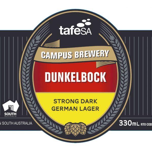 Label Image Dunkelbock