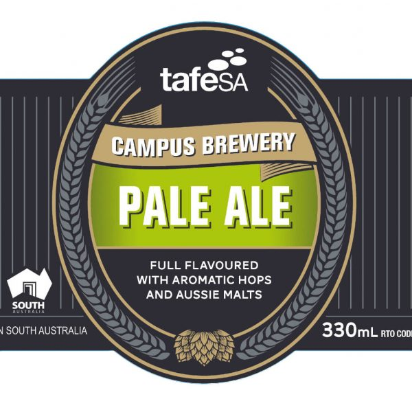 Label Image Pale Ale