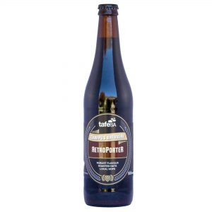 Bottle Image Retro Porter