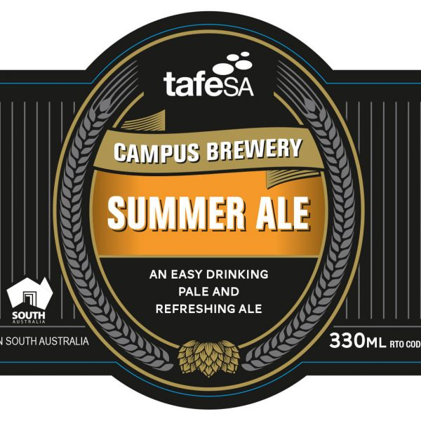 Label Image Summer Ale